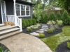 Landscape Lighting and Walkway